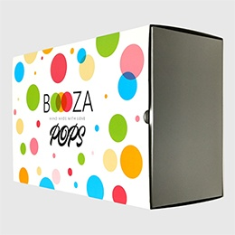 Goody Pack: Ice Cream Pops, Booza
