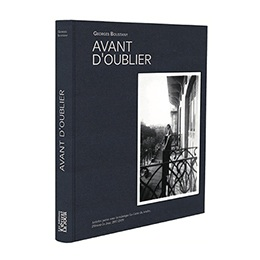 Book: Avant d Oublier, by Georges Boustany
