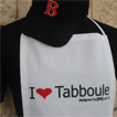 Apron Black: I love Tabboule
