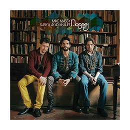 CD Mike Massy Sary & Ayad Khalife: Naseej