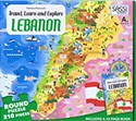 Book and Puzzle: Travel Learn and Explore Lebanon
